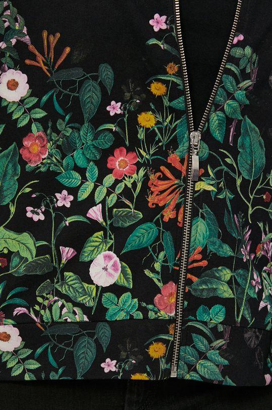 Medicine - Bluza bawełniana Dark Blooms Damski