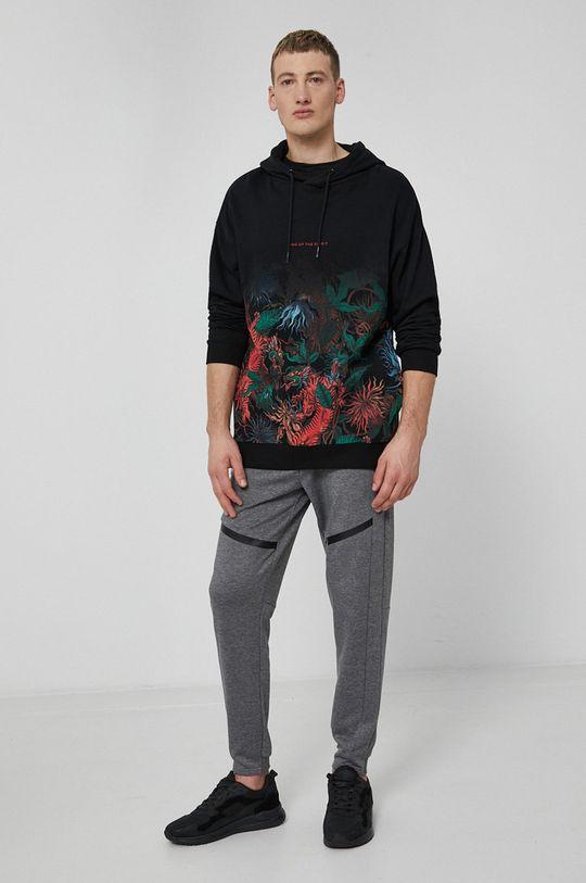 Medicine - Bluza bawełniana Barong Mask czarny
