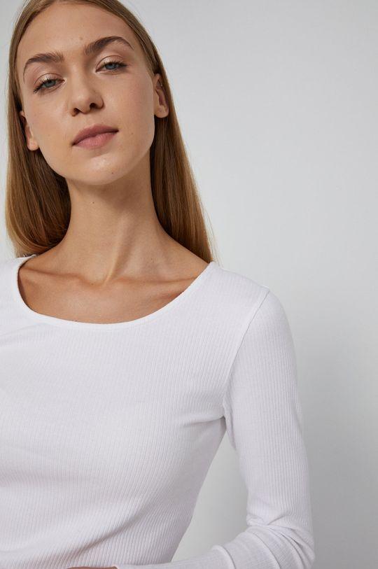 alb Medicine - Longsleeve Basic De femei