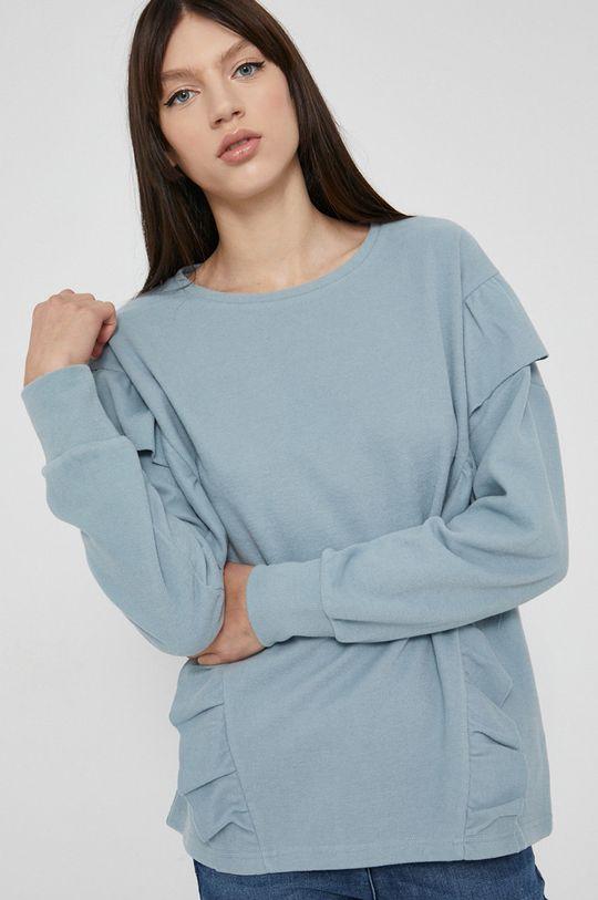světle modrá Medicine - Tričko s dlouhým rukávem Bohemian Dámský