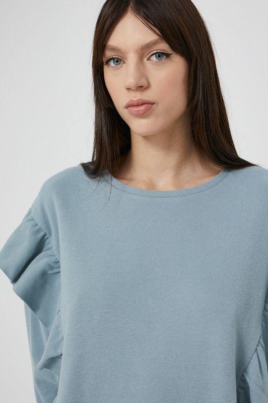 světle modrá Medicine - Tričko s dlouhým rukávem Bohemian