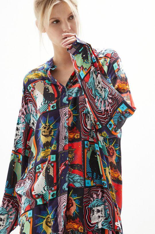 multicolor Medicine - Koszula The Black Keys Damski