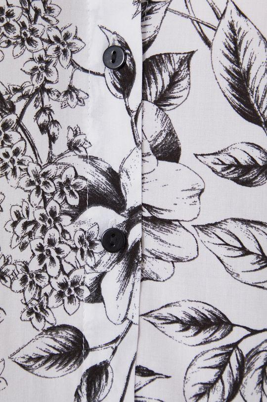 Medicine - Camasa Graphic Bouquet alb