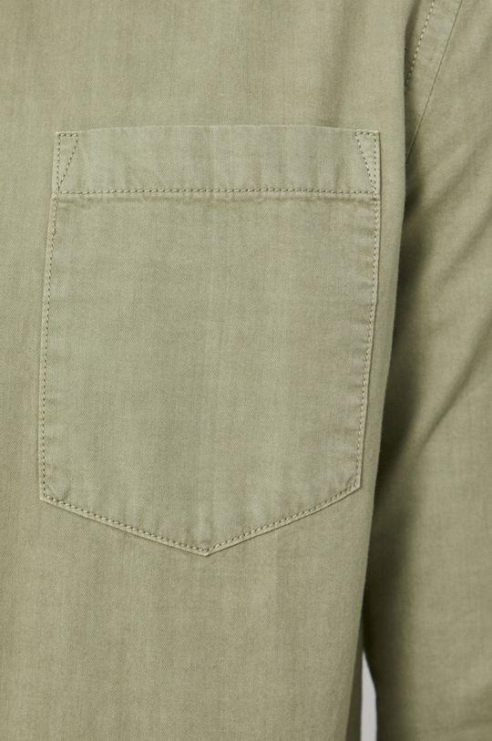 Medicine - Koszula jeansowa Ancient Desert jasny oliwkowy