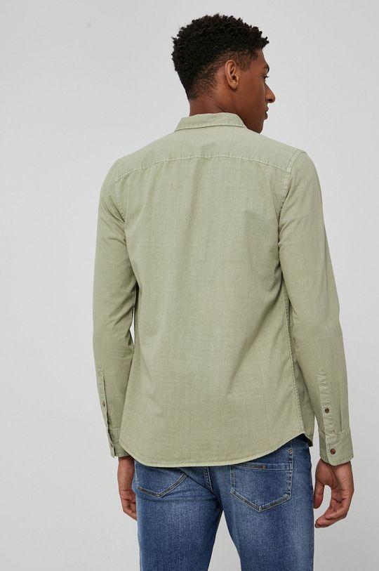 jasny oliwkowy Medicine - Koszula jeansowa Ancient Desert