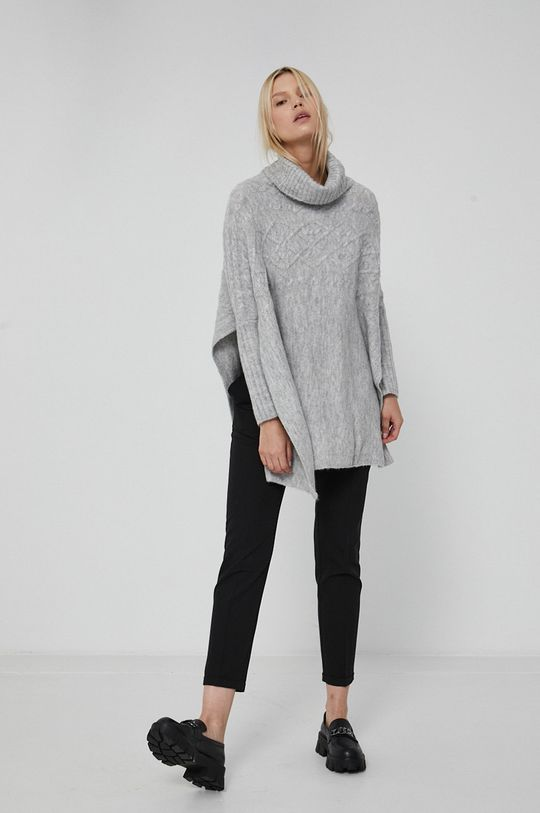 Medicine - Sweter Basic szary