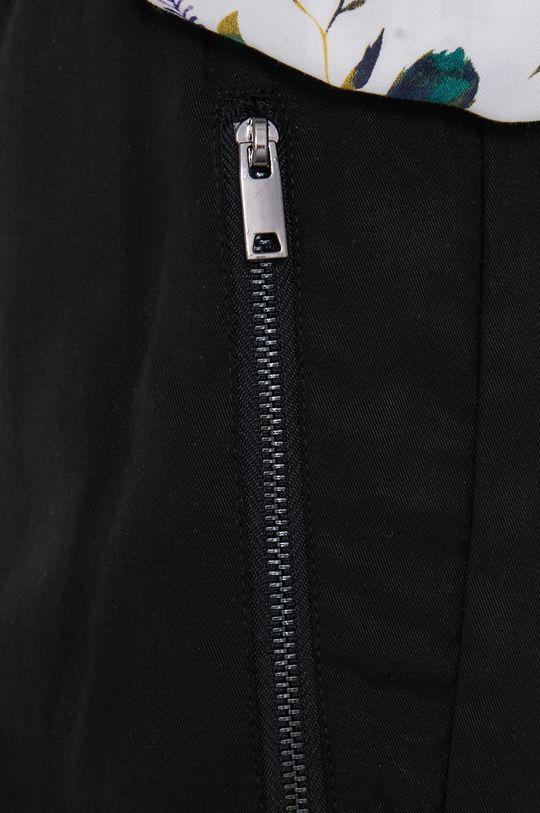czarny Medicine - Spodnie Essential