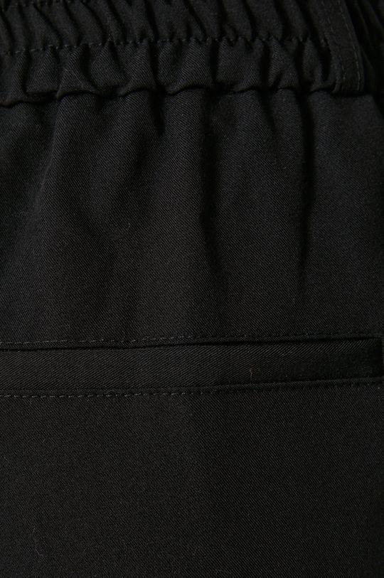 černá Medicine - Kalhoty Essential