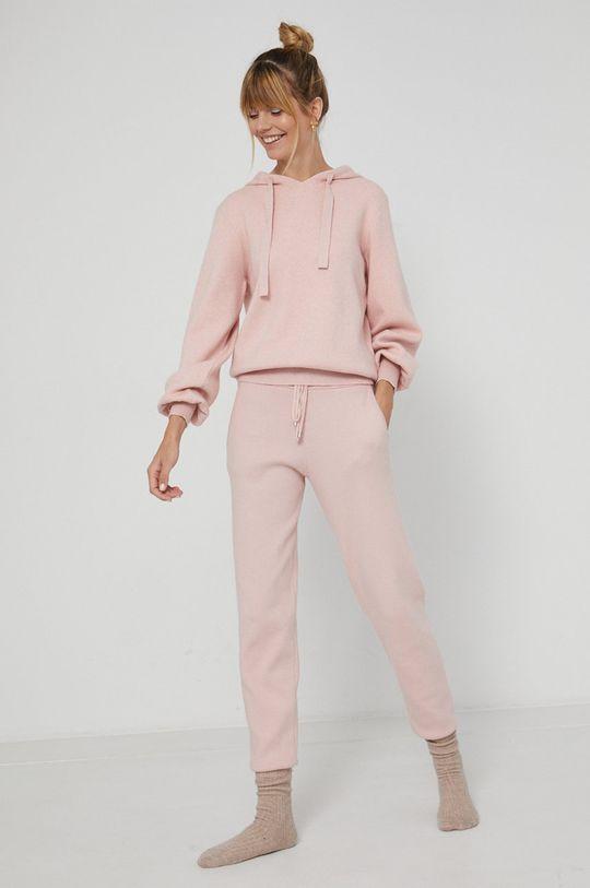 Medicine - Spodnie Timeless Capsule pastelowy różowy