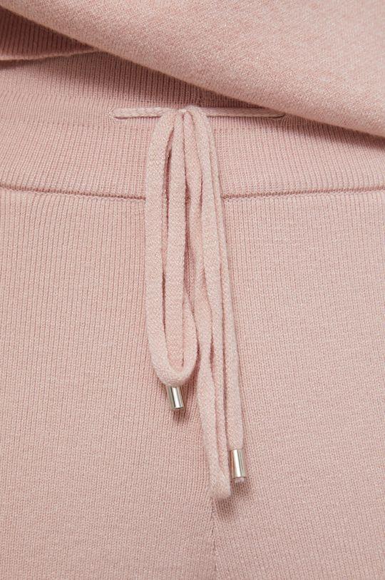 pastelowy różowy Medicine - Spodnie Timeless Capsule