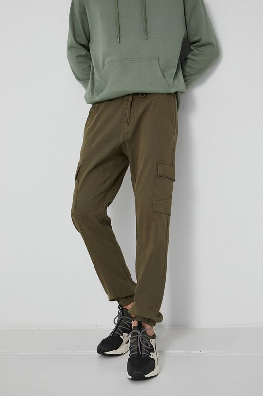 militarny Medicine - Spodnie Basic Męski