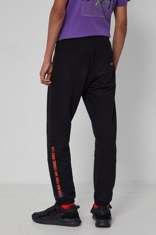 negru Medicine - Pantaloni Universum