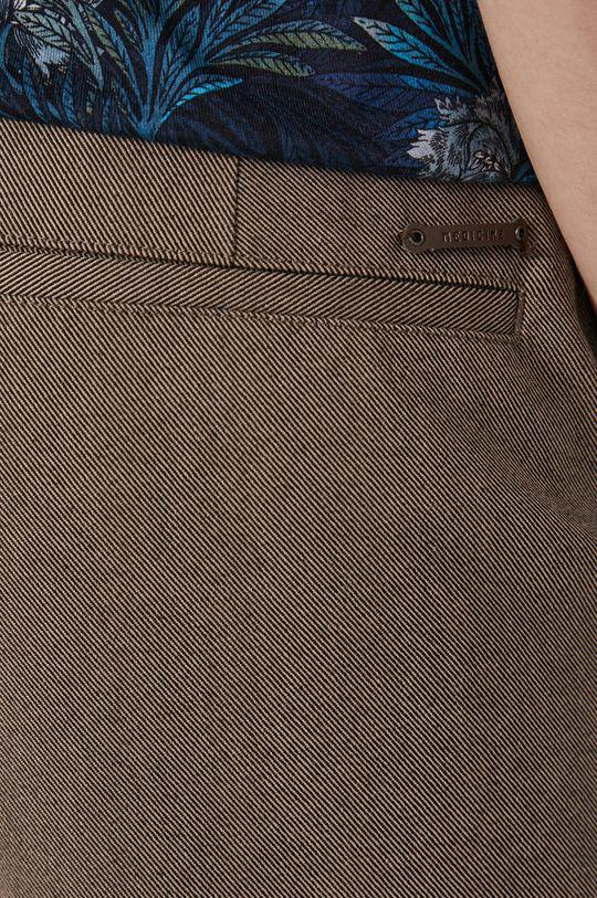 kawowy Medicine - Spodnie Tapestry