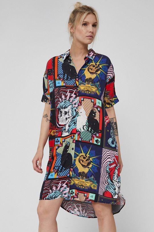 multicolor Medicine - Sukienka The Black Keys Damski