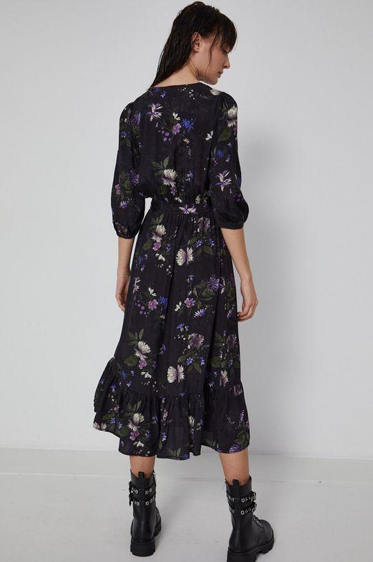Medicine - Sukienka Poetic Garden czarny