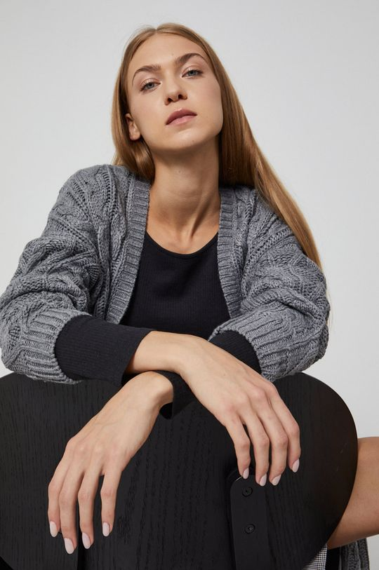 gri deschis Medicine - Cardigan Commercial De femei