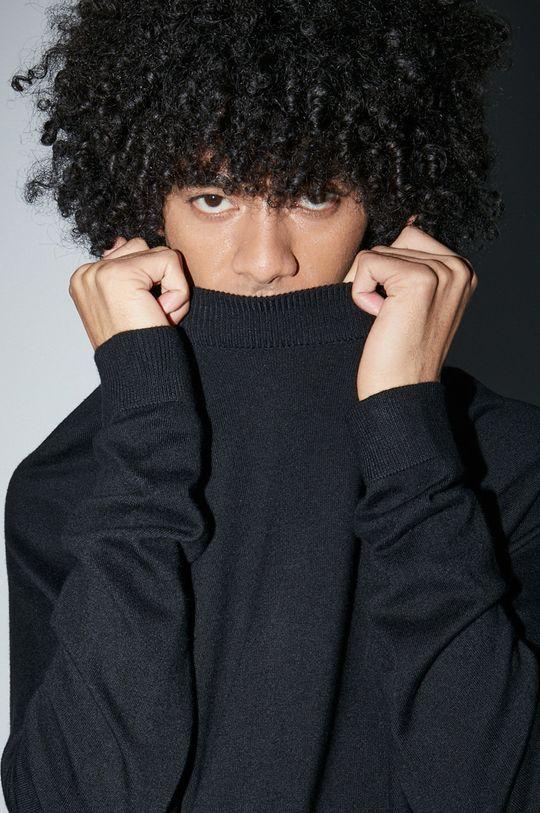 czarny Medicine - Sweter Commercial