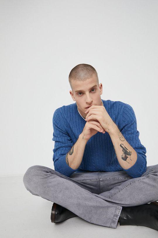 Medicine - Sweter Commercial niebieski