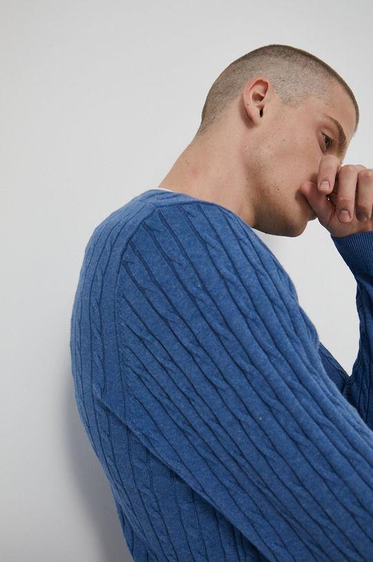 niebieski Medicine - Sweter Commercial