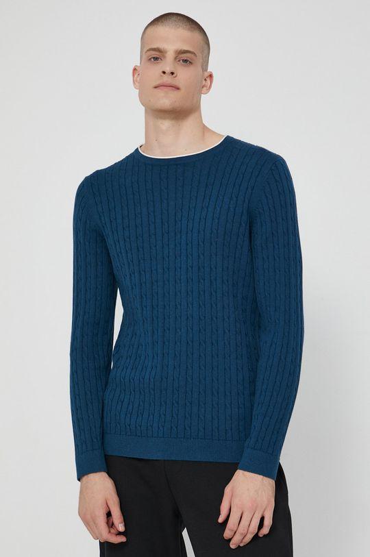 Medicine - Sweter Commercial turkusowy