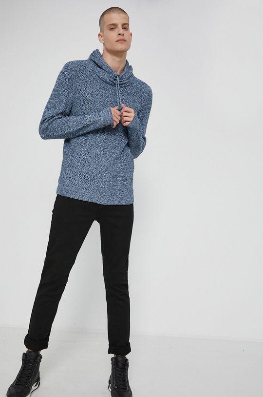 Medicine - Bavlněný svetr Essential modrá