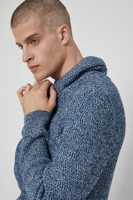 modrá Medicine - Bavlněný svetr Essential
