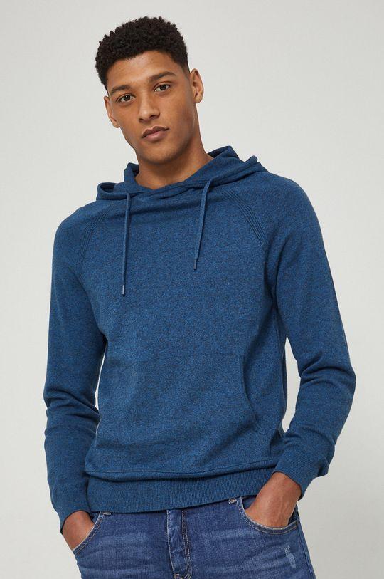 niebieski Medicine - Sweter Essential Męski