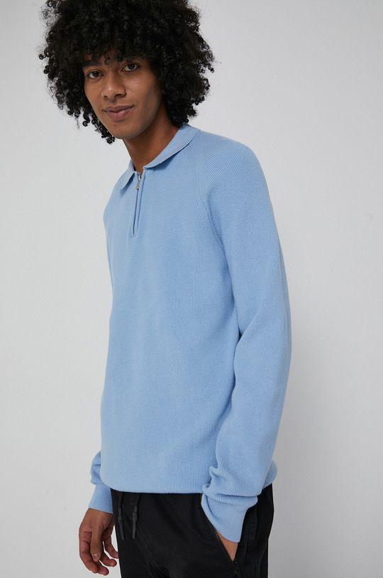 jasny niebieski Medicine - Sweter Tapestry Męski