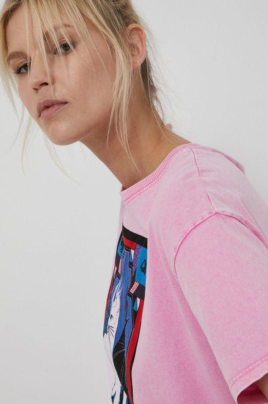 różowy Medicine - T-shirt The Black Keys