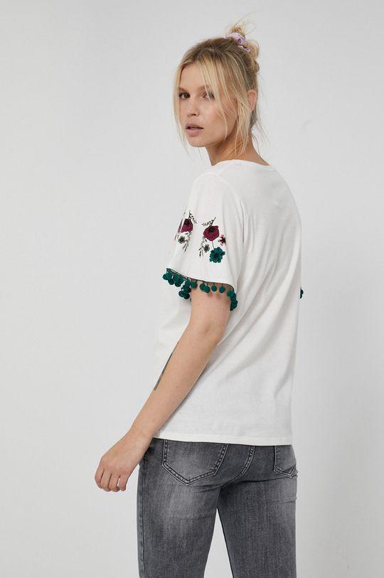 Medicine - T-shirt bawełniany Dark Blooms <p>100 % Bawełna organiczna</p>
