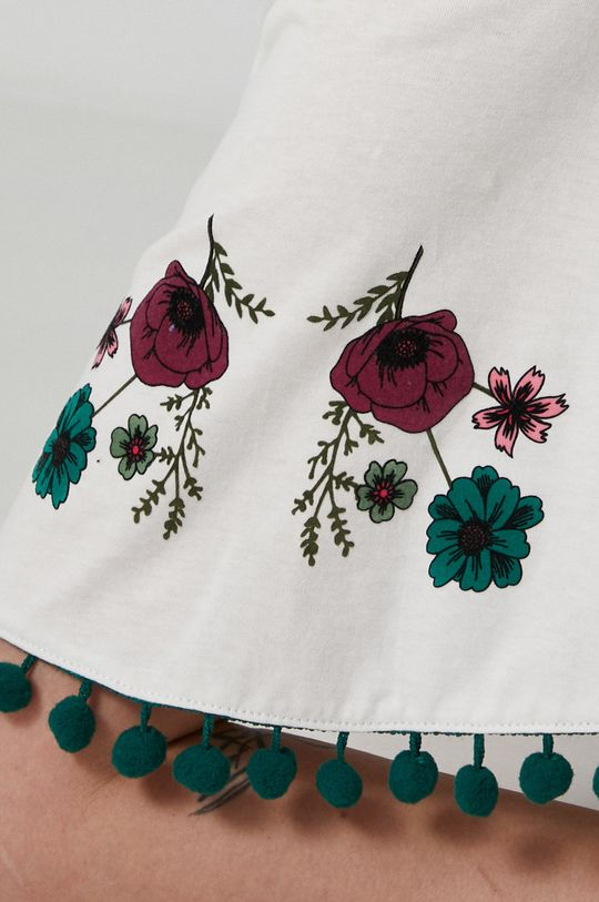 Medicine - T-shirt bawełniany Dark Blooms