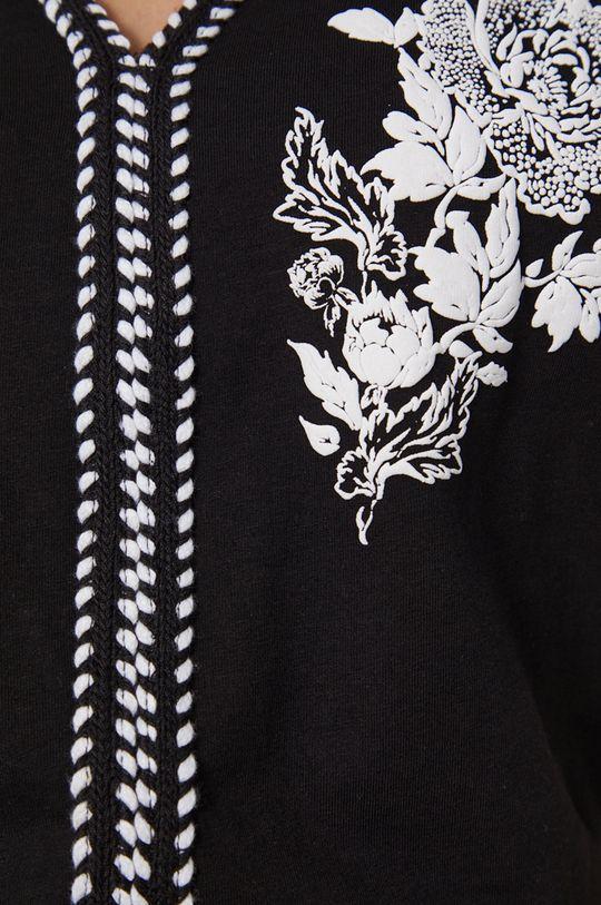 Medicine - Tricou din bumbac Graphic Bouquet De femei
