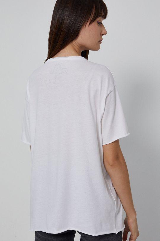 bílá Medicine - Bavlněné tričko Licence Mix
