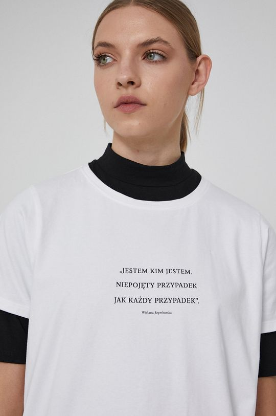 Medicine - T-shirt Wisława Szymborska Damski