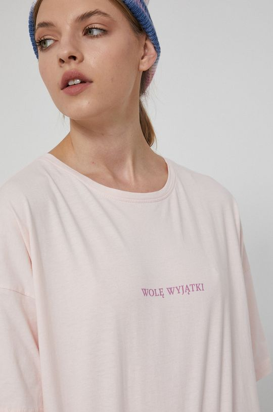 Medicine - T-shirt bawełniany Wisława Szymborska Damski