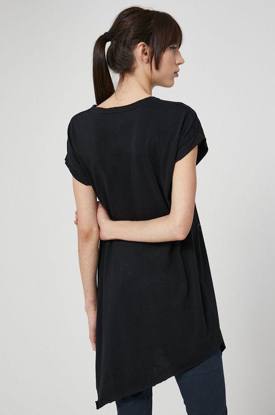 Medicine - T-shirt bawełniany Bohemian czarny