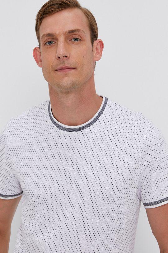 biały Medicine - T-shirt Basic Męski