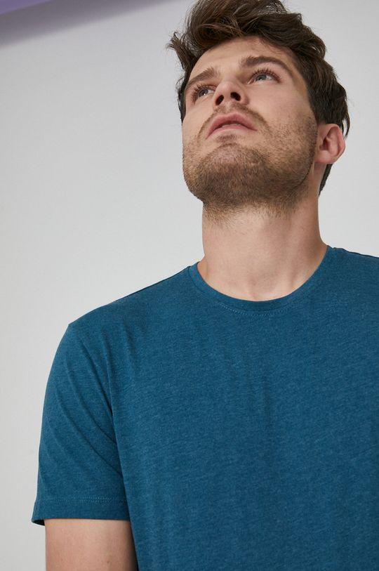 turkusowy Medicine - T-shirt Basic Męski