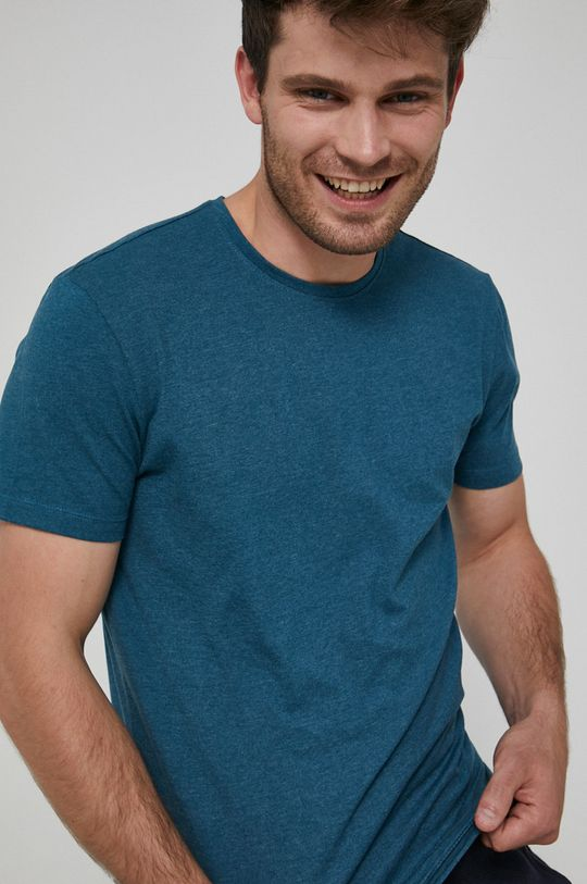 turkusowy Medicine - T-shirt Basic