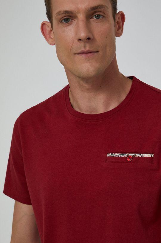 czerwony Medicine - T-shirt bawełniany Back To The City Męski