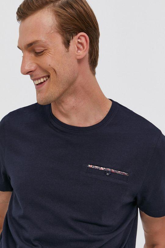 granatowy Medicine - T-shirt bawełniany Back To The City