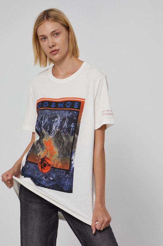 Medicine - Tricou din bumbac Universum alb