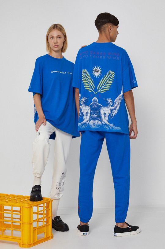 albastru Medicine - Tricou din bumbac Universum De bărbați