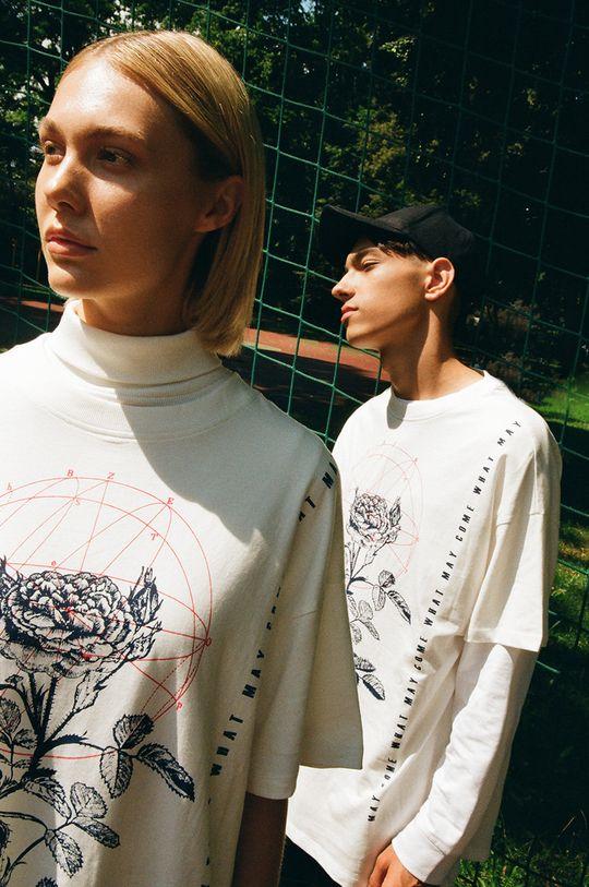 biały Medicine - T-shirt Unisex