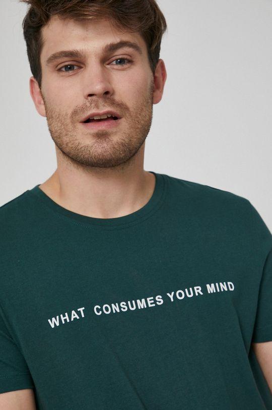ciemny zielony Medicine - T-shirt bawełniany Urban Punk