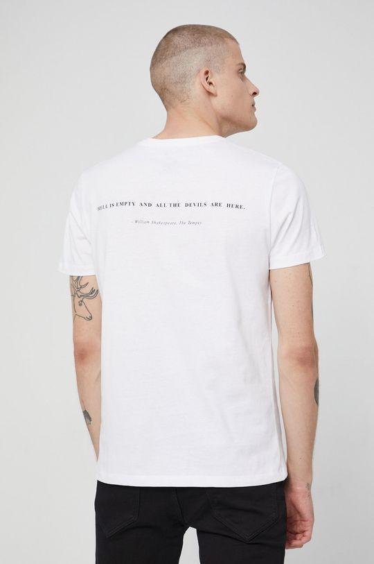 bílá Medicine - Bavlněné tričko Urban Punk