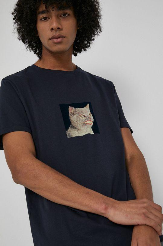 Medicine - T-shirt bawełniany Wisława Szymborska Męski