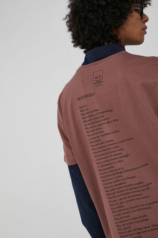 Medicine - T-shirt bawełniany Wisława Szymborska 100 % Bawełna