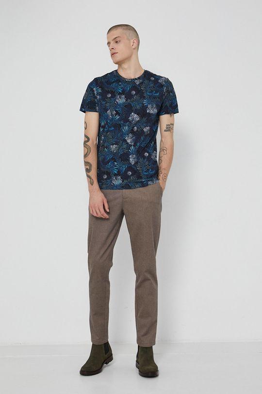 Medicine - Bavlněné tričko Tapestry námořnická modř