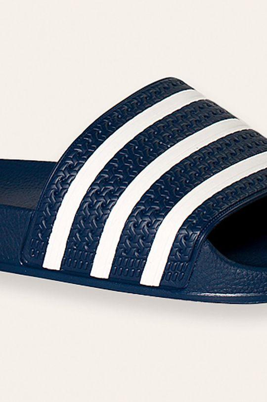 niebieski adidas Originals - Klapki